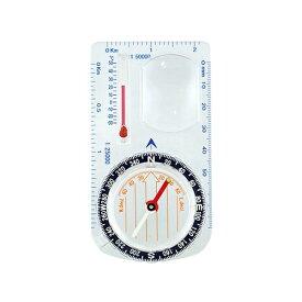 ハイマウント HIGHMOUNT マップコンパス3 in 1 蓄光付(約100×55×11mm/) 11208