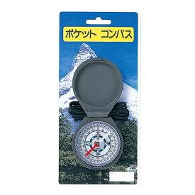 ハイマウント HIGHMOUNT ポケットコンパスN夜光【和】(約50×59×19mm) 11205