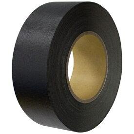プラス PLUS 紙クロステープ50mm*50m 黒 BK