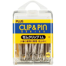 プラス PLUS ゼムクリップLL CP-101J CP-101J