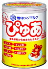 BSスノー 雪印メグミルクぴゅあ大缶 820g 雪印メグミルク
