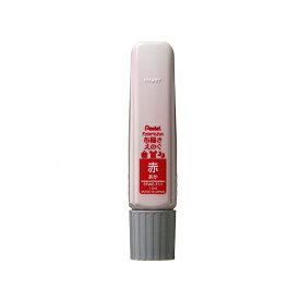 ぺんてる Pentel FFWE 布描きえのぐ 単色 赤 FFWE-T11