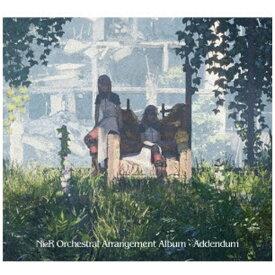 ソニーミュージックマーケティング (ゲーム・ミュージック)/ NieR Orchestral Arrangement Album - Addendum【CD】
