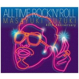 ソニーミュージックマーケティング 鈴木雅之/ ALL TIME ROCK 'N' ROLL 通常盤【CD】