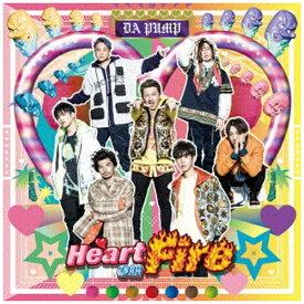 エイベックス・エンタテインメント Avex Entertainment DA PUMP/ Heart on Fire 初回限定生産盤(Blu-ray Disc付)【CD】