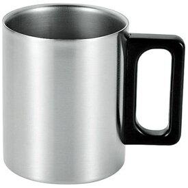 よこやま SUS・ga[サス・ガ]ステンレス2重マグカップ 300ml(サテン仕上げ) SUS-DB300