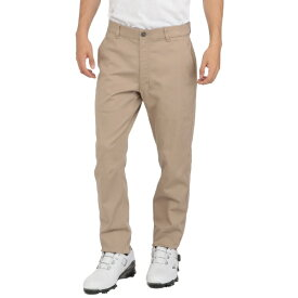 ミズノ mizuno メンズ ゴルフパンツ 綿混ストレッチムーブパンツ(3XLサイズ/ベージュ) 52MF0A01 49