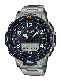カシオ CASIO [Bluetooth搭載時計]PRO TREK(プロトレック)クライマーライン PRT-B50T-7JF