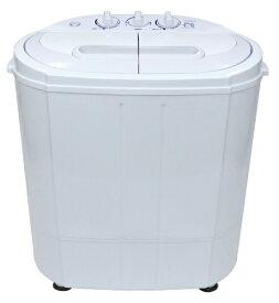 エスケイジャパン SKJapan SWA252 ミニ 二槽式洗濯機 [洗濯3.6kg /上開き][洗濯機 小型 一人暮らし]