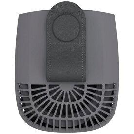 エレス ELAiCE iFanBodyBlow-GY ベルトクリップ付きモバイルファン アイファンボディブロー