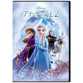ウォルト・ディズニー・ジャパン The Walt Disney Company (Japan) 「アナと雪の女王2(数量限定)」+「ビックカメラオリジナル特典トラベルステッカー」セット【DVD】