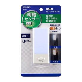 ELPA エルパ LEDセンサー付ライト PM−L104 PM-L104