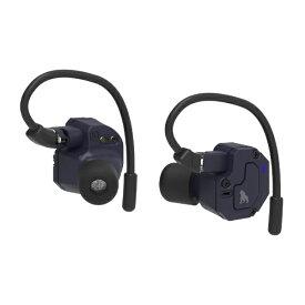 KONG-X コングエックス フルワイヤレスイヤホン KX-980TWPRONV ネイビー [リモコン・マイク対応 /ワイヤレス(左右分離) /Bluetooth]