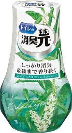 小林製薬 Kobayashi トイレ消臭元気分すっきりボタニカルハーブ400ml トイレの消臭元
