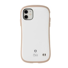 HAMEE ハミィ iPhone 11 iFace First Class Cafeケース iFace ミルク 41-916339