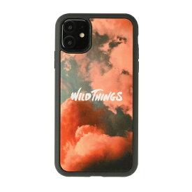 HAMEE ハミィ iPhone 11/XR WILD THINGS(ワイルドシングス) × kibaco Wood Case WILD THINGS PINK CLOUD 663-916711