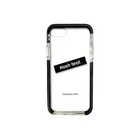 サムライワークス SAMURAI WORKS iPhone8/7 #Fロゴ入りタフケース ブラック Hash feat.#F