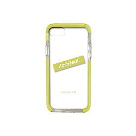 サムライワークス SAMURAI WORKS iPhone8/7 #Fロゴ入りタフケース グリーン Hash feat.#F