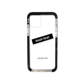 サムライワークス SAMURAI WORKS iPhone11Pro #Fロゴ入りタフケース ブラック Hash feat.#F
