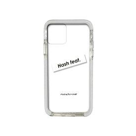 サムライワークス SAMURAI WORKS iPhone11Pro #Fロゴ入りタフケース ホワイト Hash feat.#F
