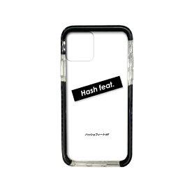 サムライワークス SAMURAI WORKS iPhone11 #Fロゴ入りタフケース ブラック Hash feat.#F