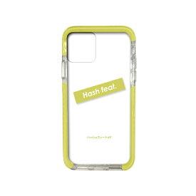 サムライワークス SAMURAI WORKS iPhone11 #Fロゴ入りタフケース グリーン Hash feat.#F