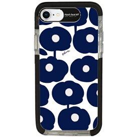 サムライワークス SAMURAI WORKS iPhone SE(第2世代)4.7インチ/8/7 Ultra Protect Case Plune. もこもこお花 HF-CTI7S-2P07