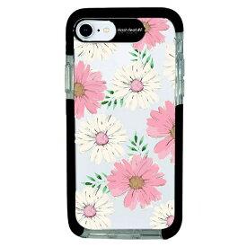 サムライワークス SAMURAI WORKS iPhone SE(第2世代)4.7インチ/8/7 Ultra Protect Case Bloem Gerbera HF-CTI7S-2B02