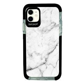 サムライワークス SAMURAI WORKS iPhone11 Ultra Protect Case White Marble Hash feat.#F HF-CTIXIR-2M01