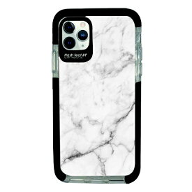 サムライワークス SAMURAI WORKS iPhone11Pro Ultra Protect Case White Marble Hash feat.#F HF-CTIXI-2M01