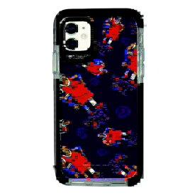 サムライワークス SAMURAI WORKS iPhone11 Ultra Protect Case DOKUTOKU BASKETBALL Hash feat.#F HF-CTIXIR-2D03