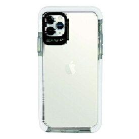 サムライワークス SAMURAI WORKS iPhone11Pro Ultra Protect Case White Hash feat.#F HF-CTIXI-02WT