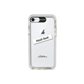 サムライワークス SAMURAI WORKS iPhone SE(第2世代)4.7インチ/8/7 Ultra Protect Case White logo HF-CTI7S-03WT