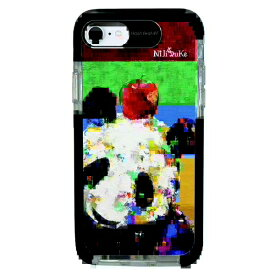 サムライワークス SAMURAI WORKS iPhone SE(第2世代)4.7インチ/8/7 Ultra Protect Case NiJiSuKe パンダ HF-CTI7S-2N02