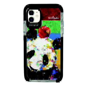 サムライワークス SAMURAI WORKS iPhone11 Ultra Protect Case NiJiSuKe パンダ Hash feat.#F HF-CTIXIR-2N02