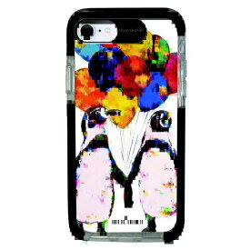 サムライワークス SAMURAI WORKS iPhone SE(第2世代)4.7インチ/8/7 Ultra Protect Case NiJiSuKe ペンギン HF-CTI7S-2N06