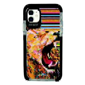 サムライワークス SAMURAI WORKS iPhone11 Ultra Protect Case NiJiSuKe ライオン Hash feat.#F HF-CTIXIR-2N05