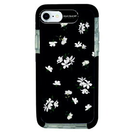 サムライワークス SAMURAI WORKS iPhone SE(第2世代)4.7インチ/8/7 Ultra Protect Case Bloem white flower-NVY HF-CTI7S-2B04