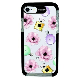 サムライワークス SAMURAI WORKS iPhone SE(第2世代)4.7インチ/8/7 Ultra Protect Case Bloem Bloem Perfume HF-CTI7S-2B09