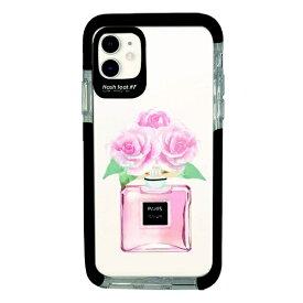 サムライワークス SAMURAI WORKS iPhone11 Ultra Protect Case Bloem Perfume and flowers Hash feat.#F HF-CTIXIR-2B08