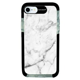 サムライワークス SAMURAI WORKS iPhone SE(第2世代)4.7インチ/8/7 Ultra Protect Case White Marble HF-CTI7S-2M01