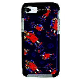 サムライワークス SAMURAI WORKS iPhone SE(第2世代)4.7インチ/8/7 Ultra Protect Case DOKUTOKU BASKETBALL HF-CTI7S-2D03