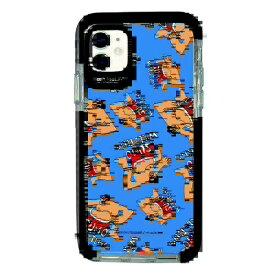 サムライワークス SAMURAI WORKS iPhone11 Ultra Protect Case DOKUTOKU SMOWRESTLING Hash feat.#F HF-CTIXIR-2D06