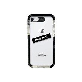 サムライワークス SAMURAI WORKS iPhone SE(第2世代)4.7インチ/8/7 Ultra Protect Case Black logo HF-CTI7S-03BK