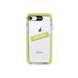 サムライワークス SAMURAI WORKS iPhone SE(第2世代)4.7インチ/8/7 Ultra Protect Case Light Green logo Hash feat.#F HF-CTI7S-03LG