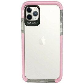 サムライワークス SAMURAI WORKS iPhone11Pro Ultra Protect Case Pink Hash feat.#F HF-CTIXI-02PK