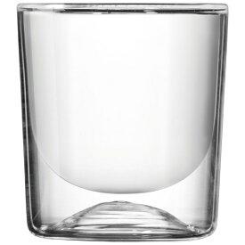 グッチーニ GUZZINI L ダブルウォールグラス4P GOCCE クリアー 22300100