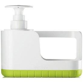 グッチーニ GUZZINI ソープポンプ&シンクホルダー/ドレイナー TIDY&CLEAN グリーン 29040184