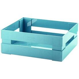 グッチーニ GUZZINI S ユニバーサルボックス 4Pセット TIDY&STORE ブルー 169900189