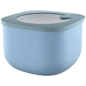 グッチーニ GUZZINI 1550CC エアタイトレンジコンテナー2P STORE&MORE ブルー 170703189